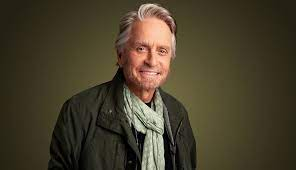 Happy 77th Birthday to American actor and producer MICHAEL DOUGLAS!