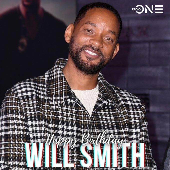 Still Fresh at 53!! Wishing a very Happy Birthday to Will Smith!