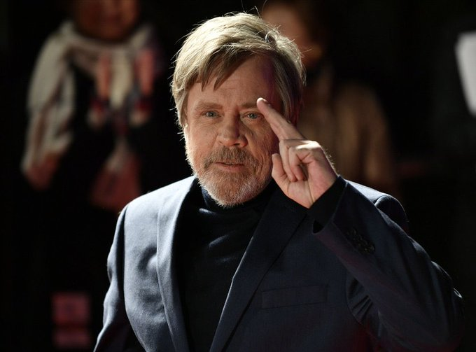 Happy 70th birthday to the one and only Mark Hamill