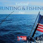 I've made many happy memories with my kids, teaching them how to hunt and fish in beautiful spots across Texas. Happy National Hunting & Fishing Day!