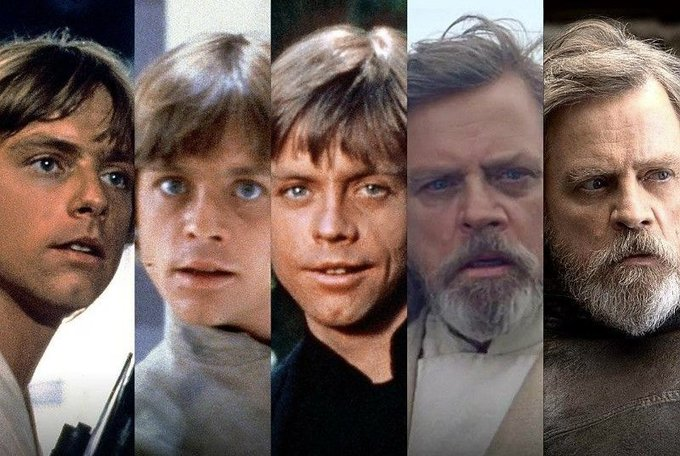 Happy 70th birthday to Mark Hamill ! We hope it s an amazing one!