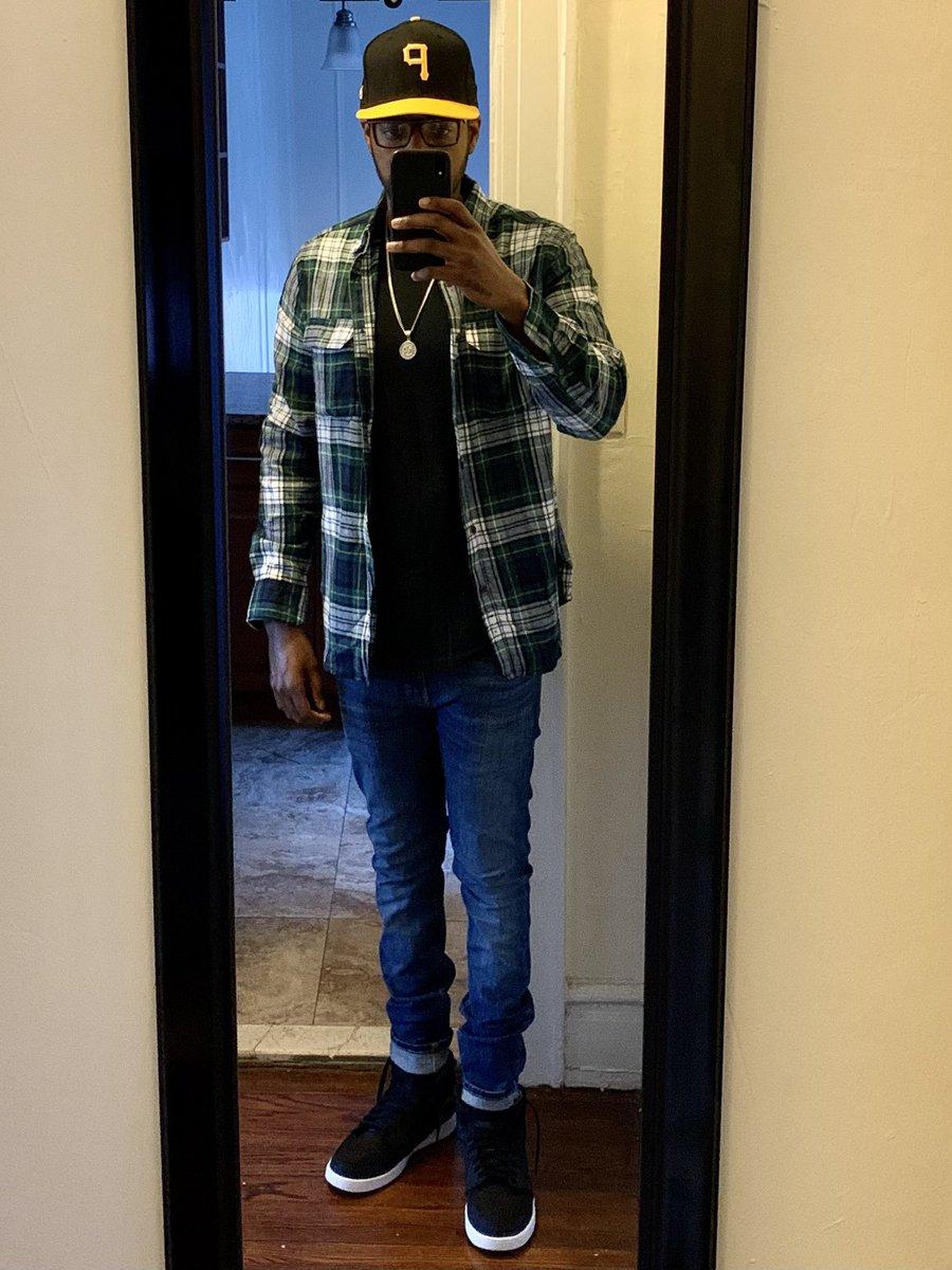 "test Twitter Media - Jordan 1 Retro AJKO ""Royal"" (custom) Levi 510 Pacsun Scallop Tee George Flannel Pittsburgh Pirates Snapback  #WDYWT  #yoursneakersaredope  #fashion  #designer https://t.co/I6Z5eT5UOb"