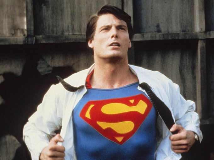 HAPPY BIRTHDAY, Christopher Reeve!