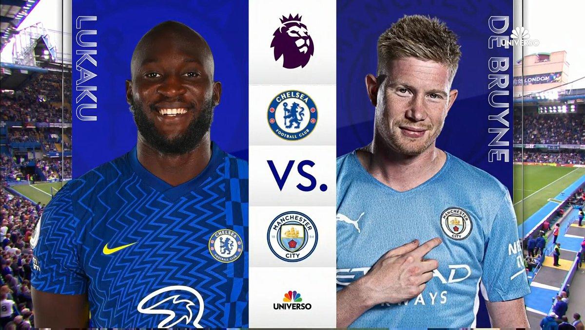 Full match: Chelsea vs Manchester City
