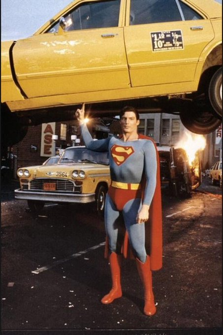 Happy birthday christopher reeve my favorite superman