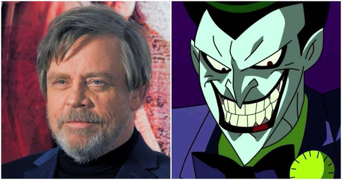 Happy 70th birthday to Mark Hamill, only a day almost 2 score older than me. Truly an inspiration to us all.