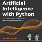 Image for the Tweet beginning: Artificial Intelligence with #Python —
