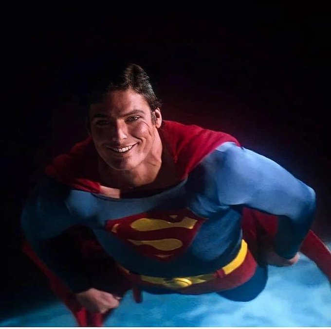 Happy birthday to the one and only Superman, Christopher Reeve!