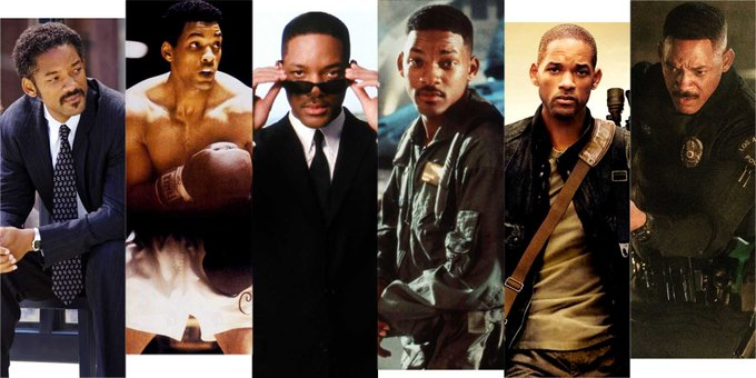 Happy 53rd birthday to Will Smith!