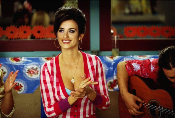 Happy birthday Pedro Almodóvar! Thank you for giving us this scene which will never leave my mind