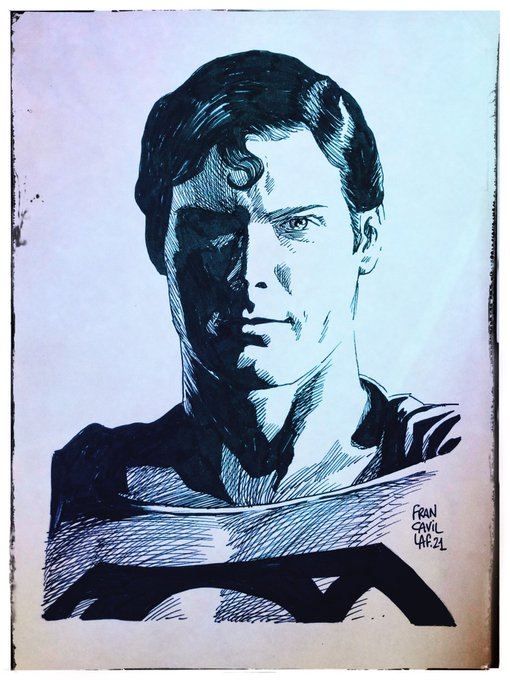 Happy Birthday, Christopher Reeve. *raises glass to the sky