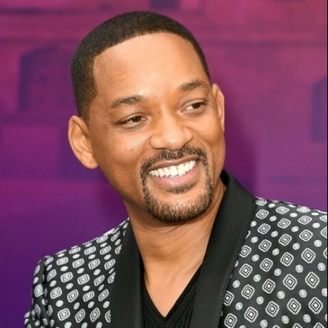 """Happy birthday to the amazing   Will Smith is 6\2\""""."""