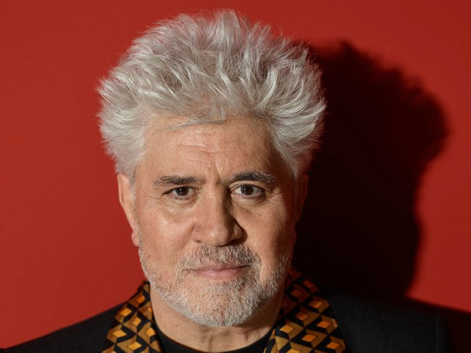 Happy birthday to the director who created the color red, yes, pedro almodóvar