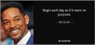 Happy Birthday, Will Smith! May it be a purposeful one.
