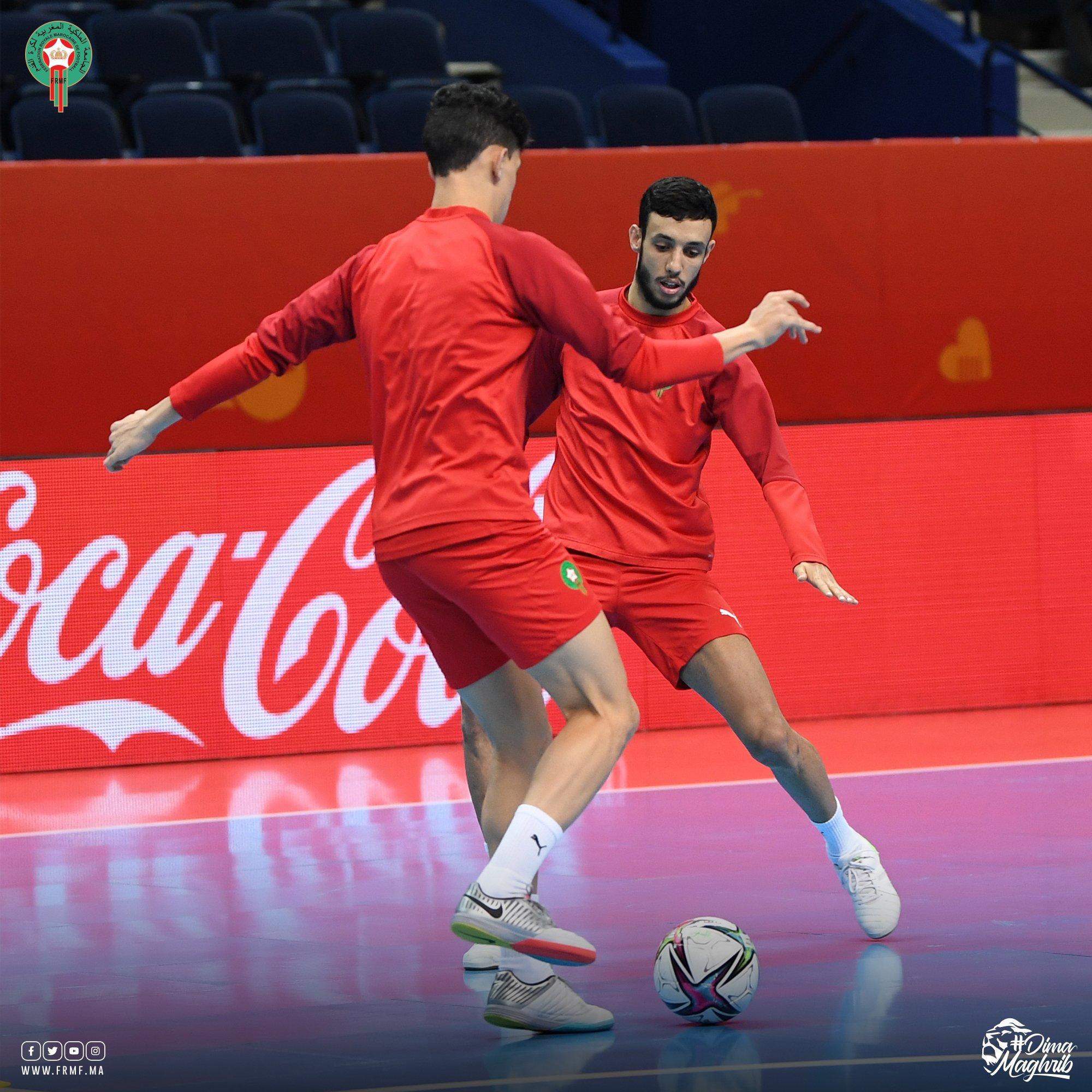 مباراة المغرب والبرازيل داخل القاعة - توقيت مباراة المغرب والبرازيل اليوم - موعد مباراة المغرب والبرازيل داخل القاعة - المغرب ضد البرازيل داخل القاعة