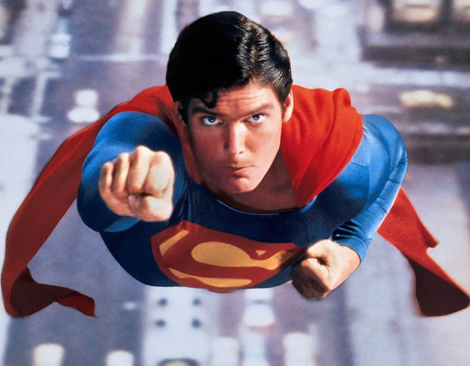 Happy  Birthday  to Christopher Reeve. Gone but never  forgotten.