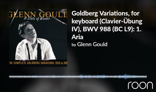 Happy Birthday Glenn Gould! You have brought so much joy to my life.