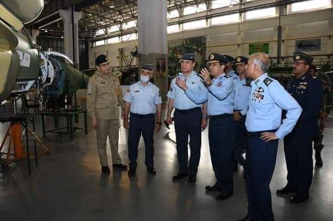 العراق يشتري 12 طائرة من طراز JF-17 Thunder Block III من باكستان. FAJfKWnWEAMiyel?format=jpg&name=small