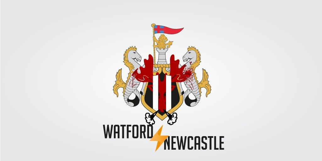 Bugün öne geçtik, tutsak hale getirdik ancak kızgın Watford boynuz geçirerek puan almayı başardı. #Watford #NewcastleUnited #WATNEW #NUFC @WatfordFcTR