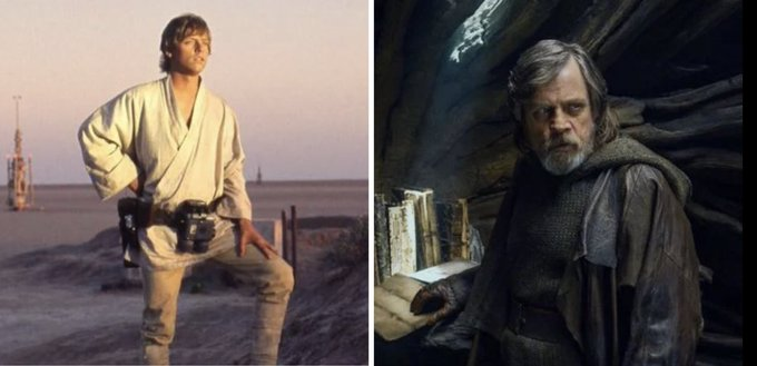 Happy 70th birthday to the greatest of all the Jedi . Mark Hamill!