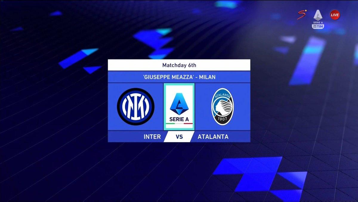 Full match: Inter Milan vs Atalanta
