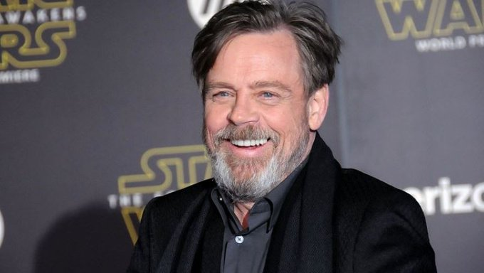 One of the finest heroes in the galaxy just turned 70 today!  Happy birthday Mark Hamill