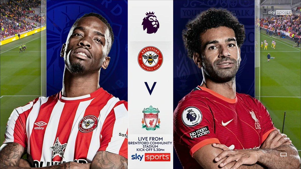 Full match: Brentford vs Liverpool