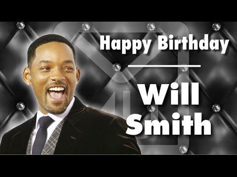 Happy 53rd Birthday! Will Smith