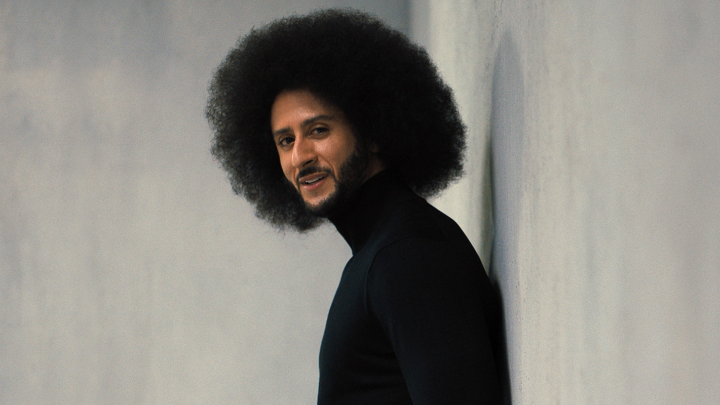 Colin Kaepernick's story is the story of America.  Get your first look at Ava DuVernay's Colin in Black & White #TUDUM