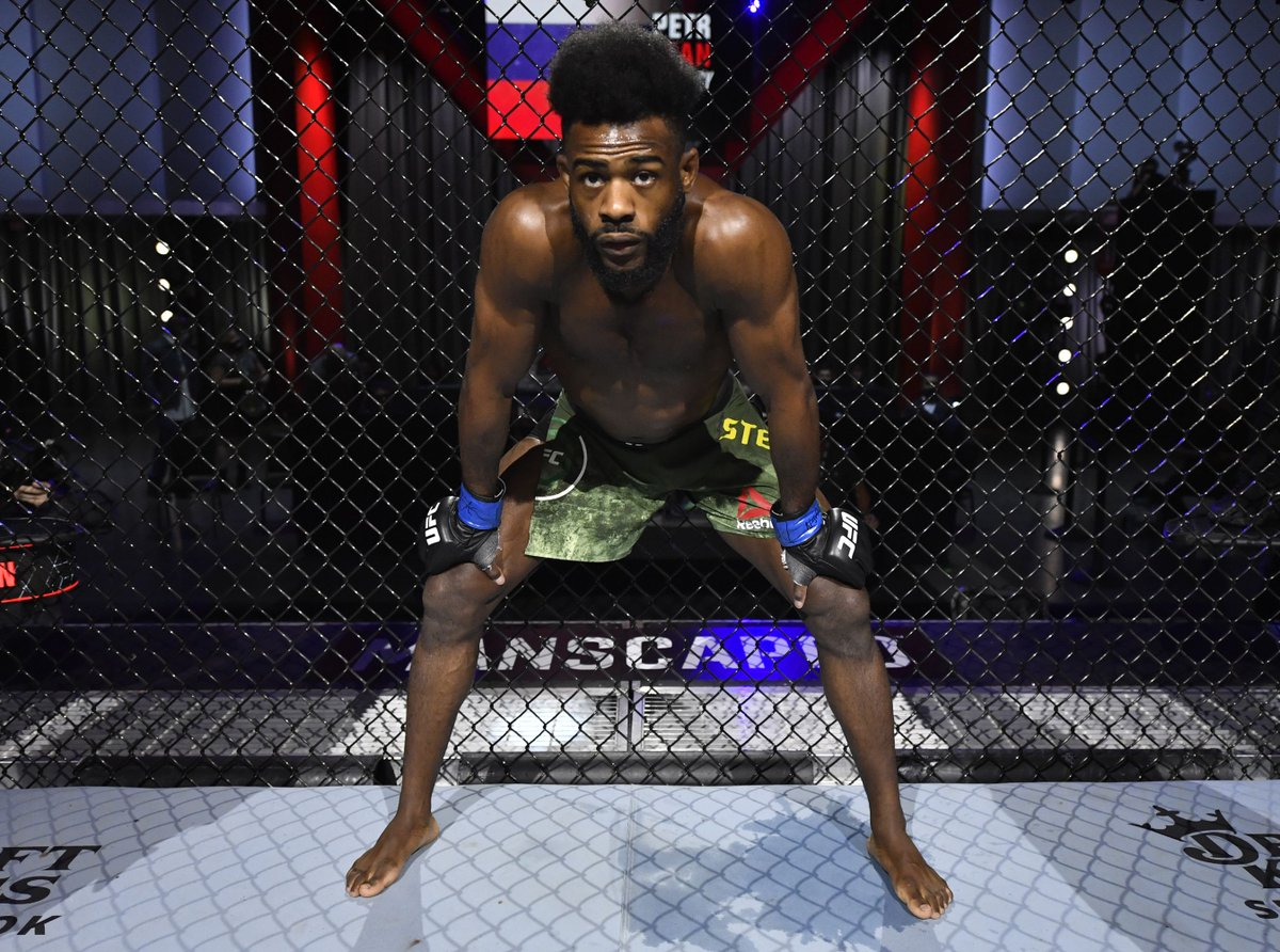 Aljamain Sterling out of UFC 267