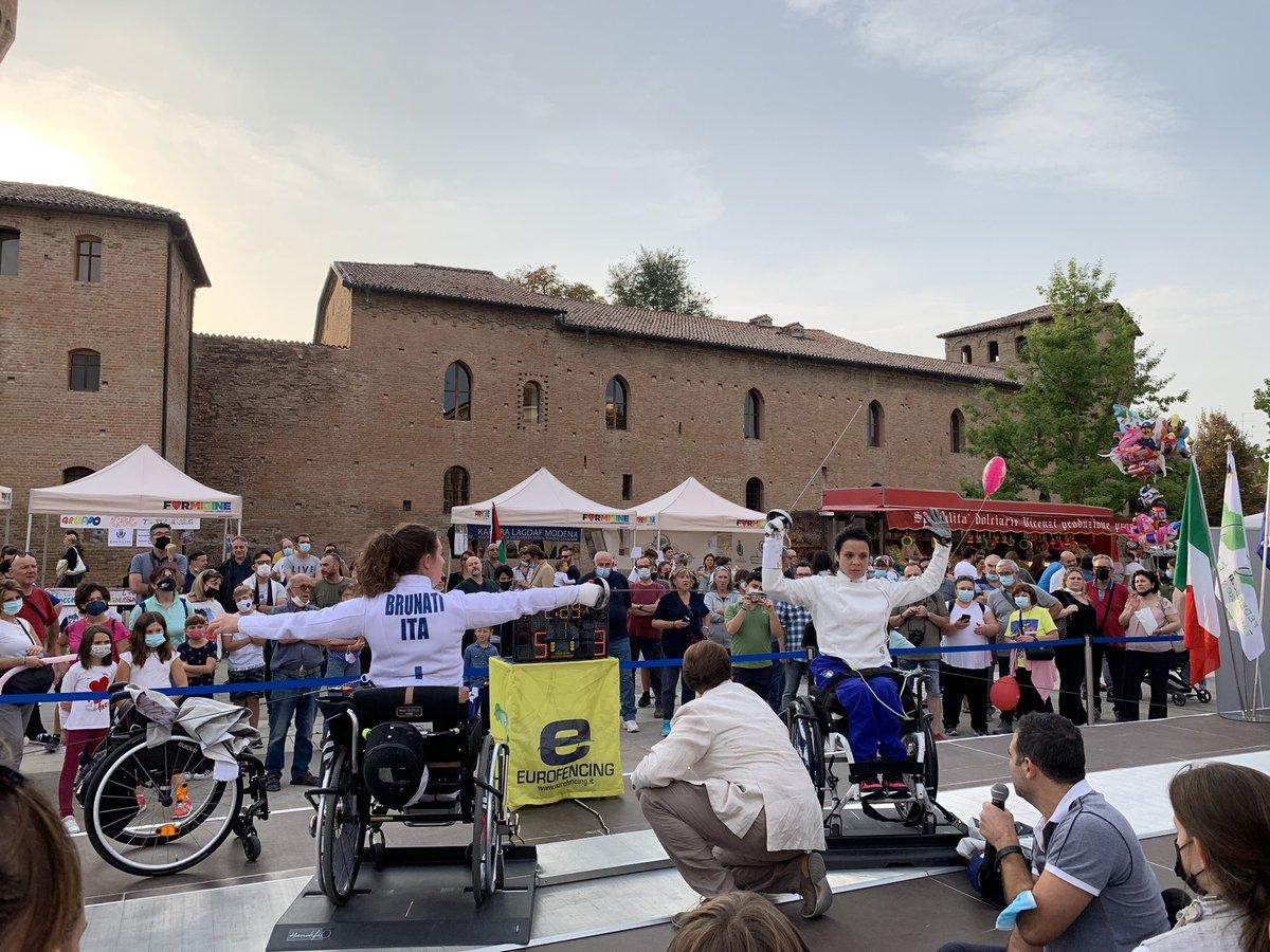 test Twitter Media - RT @lucianag63: Gran Galà della Scherma a Formigine... Sassuolo Scherma. https://t.co/w0jQMtmpFb