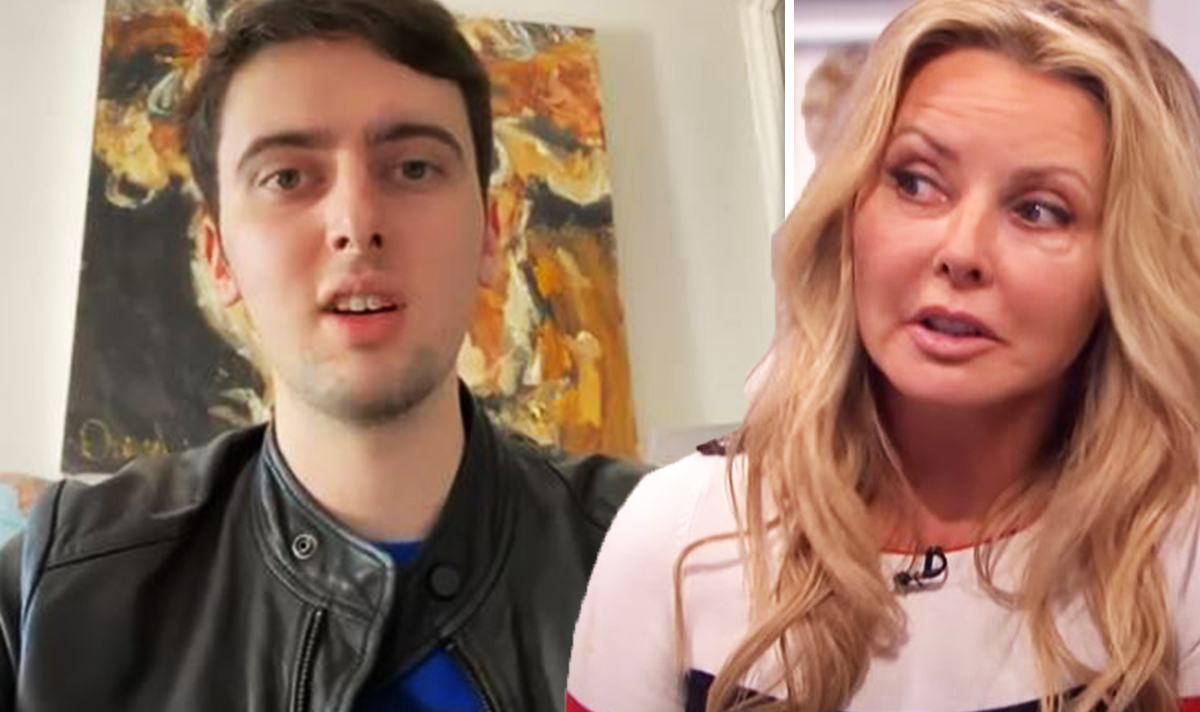 Carol Vorderman opens up on 'heartbreaking' moment her son was branded 'unteachable' express.co.uk/celebrity-news…