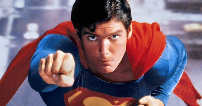 Happy Birthday to Christopher Reeve, thank you for inspiring me.