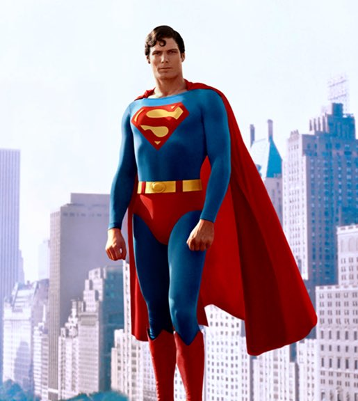 Happy birthday to the one true superman Christopher Reeve.
