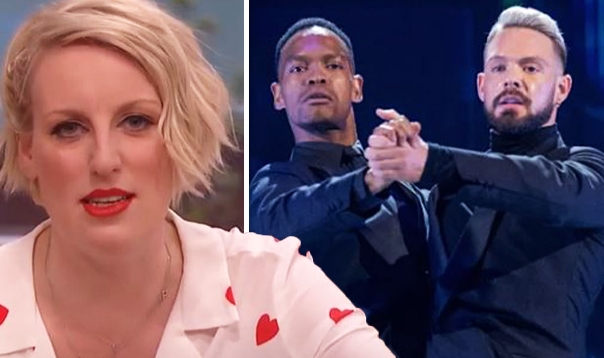 Steph McGovern reacts to co-star John Whaite's Strictly performance: 'Cried my eyes out!' #Strictly express.co.uk/celebrity-news…