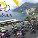 Image for the Tweet beginning: 2021 Giro di Sicilia at