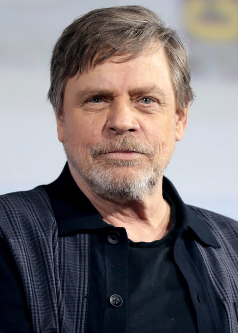 Happy birthday to the living legend himself, Mark Hamill! Hope he has an an amazing day.