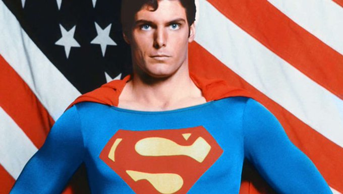 Happy birthday to Christopher Reeve. Thank you for everything.