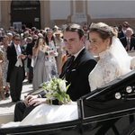 Image for the Tweet beginning: Eurohistory: The Palermo Wedding of