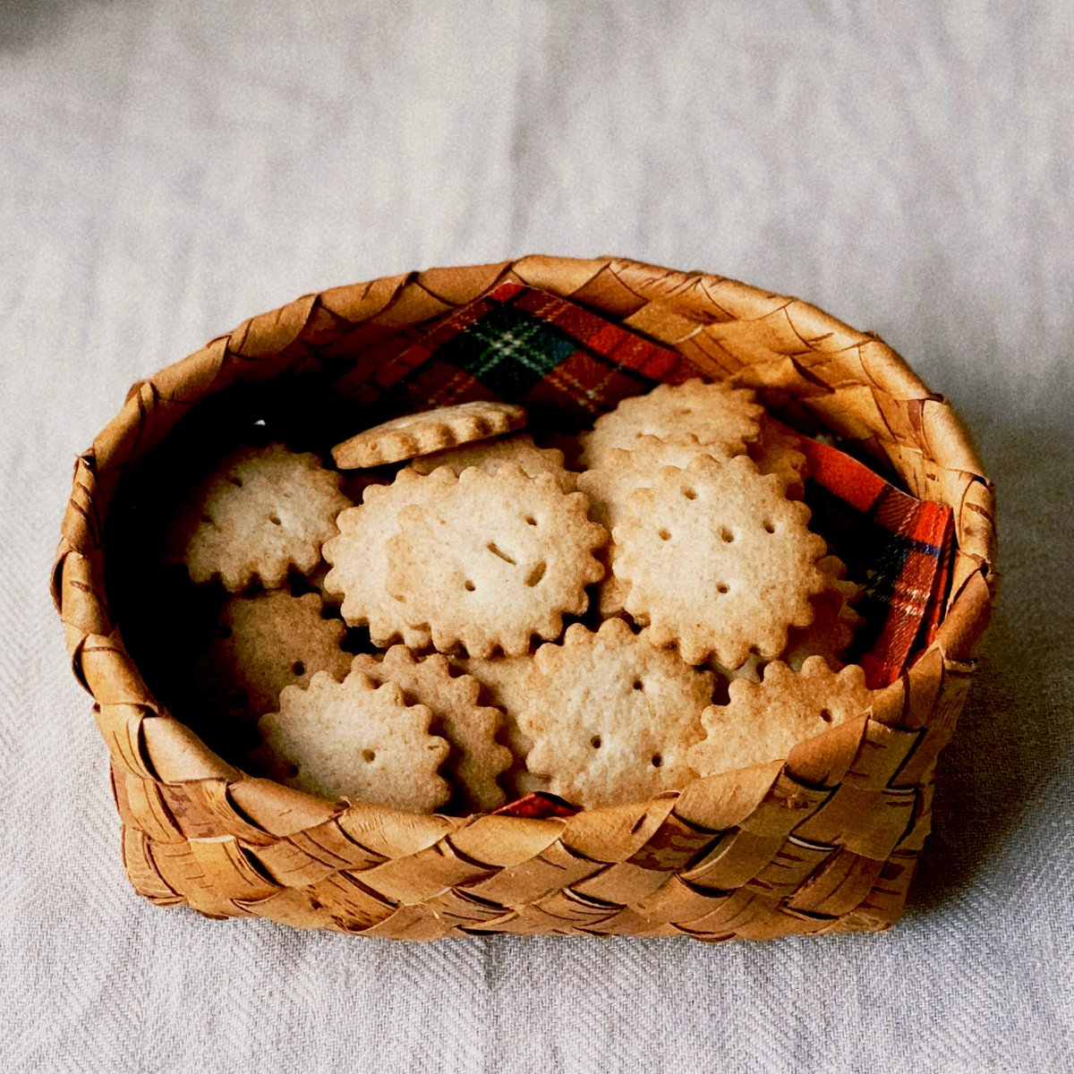 1時間でできる「ふつうのクッキー」数日分ストックできるからとっても便利!