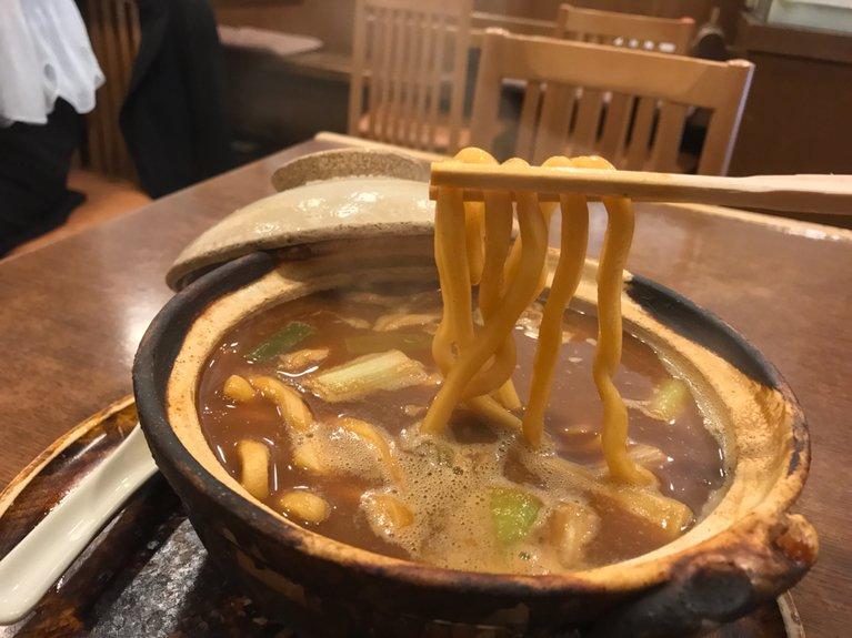 東京に進出した名古屋めし味噌煮込みうどんの総本家の本家ここにあり!(愛知県名古屋市中区栄)  #tabelog