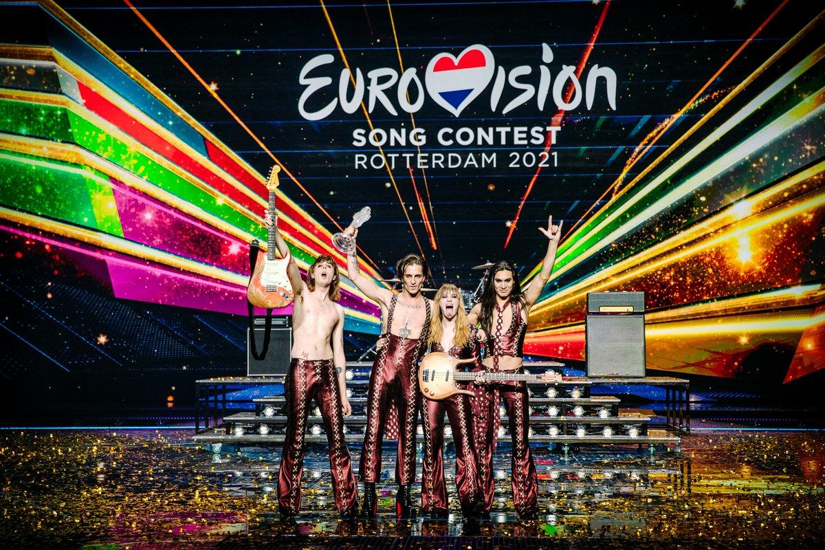 Eurovision 2022  abouteurovision.com/2021/09/33-ulk…  #eurovision #esc #italya #italy #Azerbaijan  #Azerbaycan #Maneskin #Epic #Victory