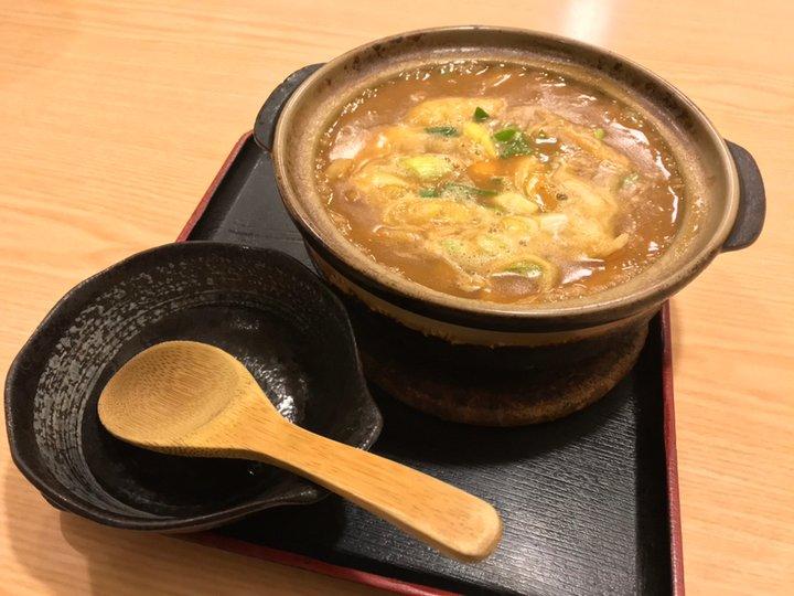 名古屋で夜の〆に食べる定番の熱々カレー煮込みうどんは格別の味!(愛知県名古屋市中区錦)  #tabelog