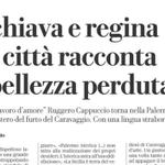 Image for the Tweet beginning: Al centro di #CapolavoroDAmore, il
