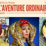 Image for the Tweet beginning: L'aventure Ordinaire Le samedi 2 octobre