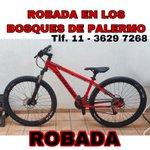 Image for the Tweet beginning: #Bicicleta #Palermo