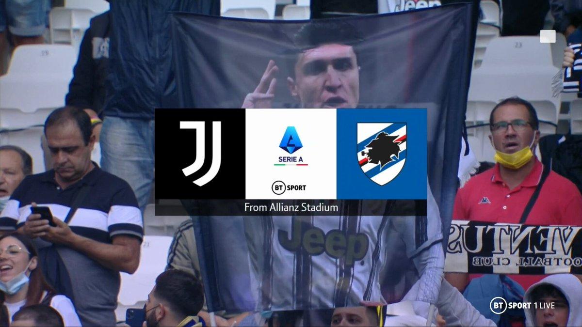 Full match: Juventus vs Sampdoria