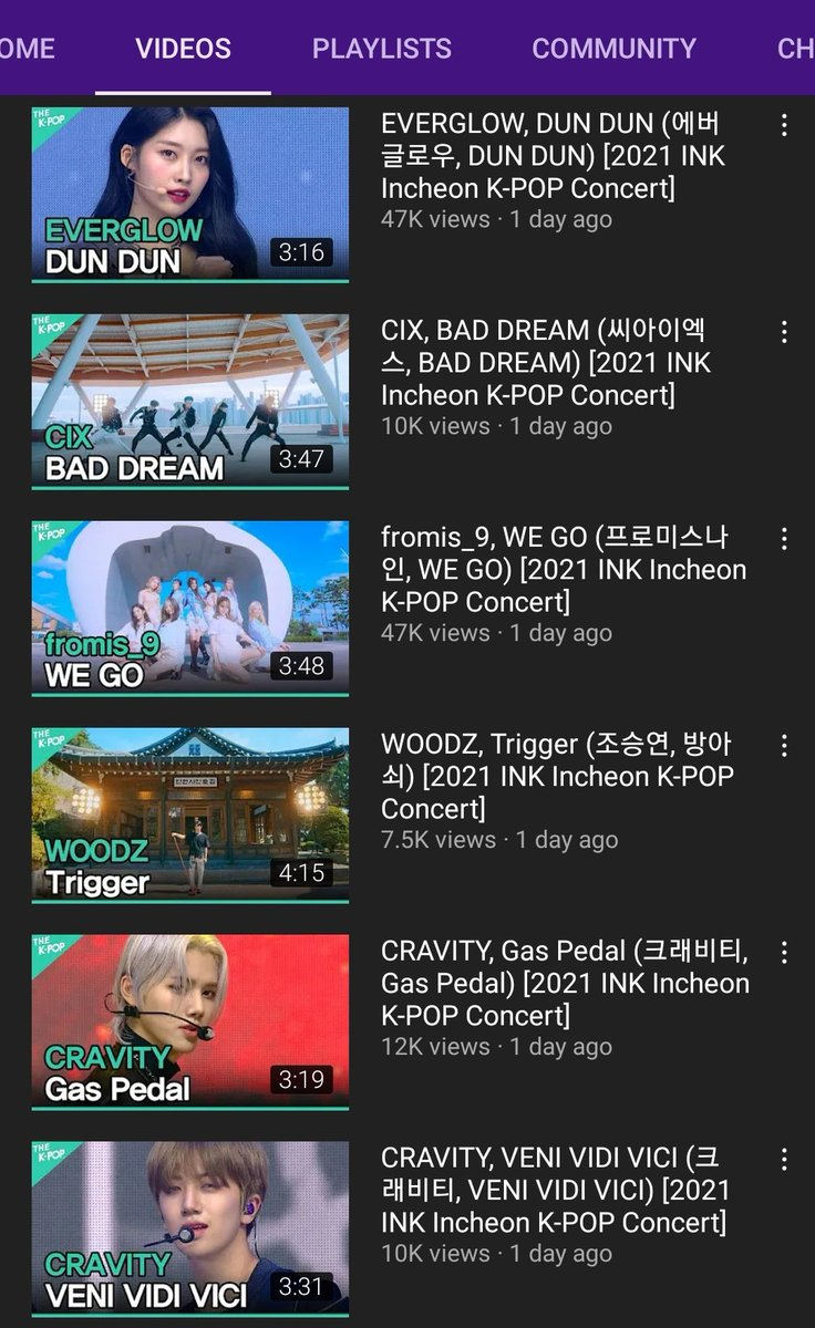 it has been a whole day and you still havent uploaded stayc's performance from ink concert yesterday 😐 @TheKpop