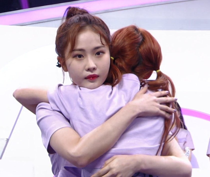 You can NOT convince me that Mnet didn't know Ziyin was gonna drop out before filming eliminations. They knew & still chose her instead of Liang Jiao thus why Ziyin was visibly angry tht night. Once again proving how Mnet has not changed & they're still trash