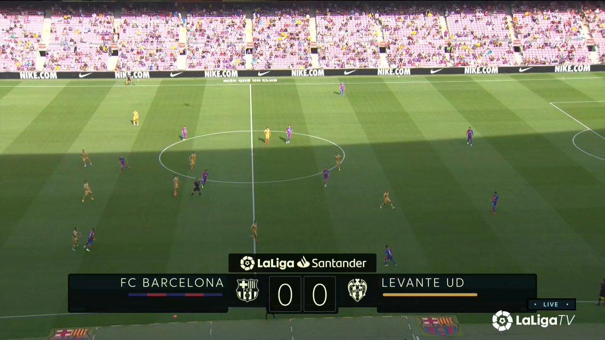 Full match: Barcelona vs Levante